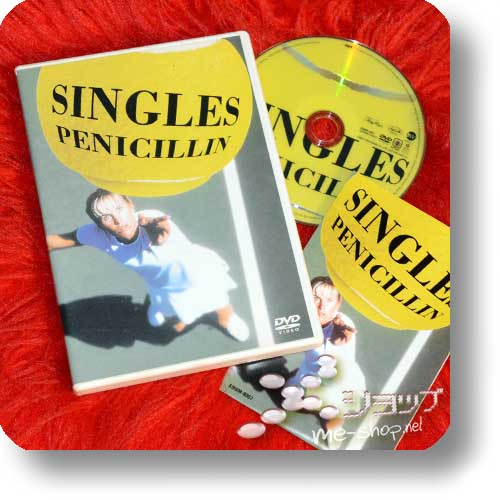 PENICILLIN - SINGLES (PV-DVD) (Re!cycle)-0