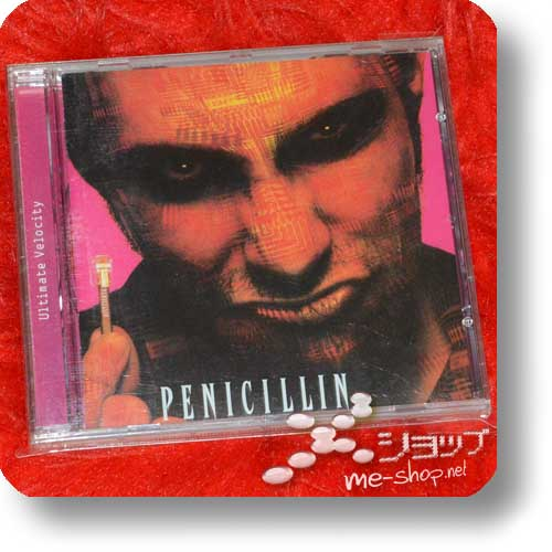 PENICILLIN - Ultimate Velocity (lim.1.Press) (Re!cycle)-0