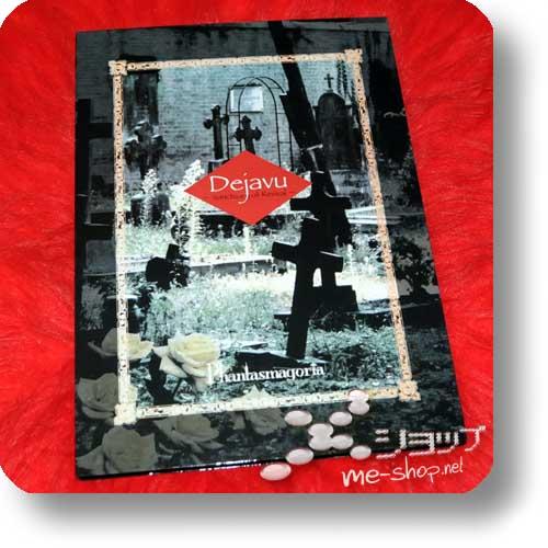 PHANTASMAGORIA - Dejavu ~Sanctuary of Revival~ (lim.Photobook+DVD+Best of-CD) (Re!cycle)-0