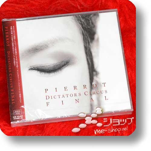PIERROT - DICTATORS CIRCUS FINAL (2CD)-0