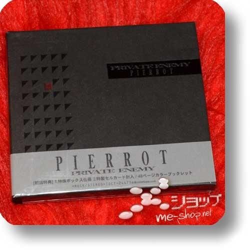 PIERROT - PRIVATE ENEMY lim.1st Press (Re!cycle)-0