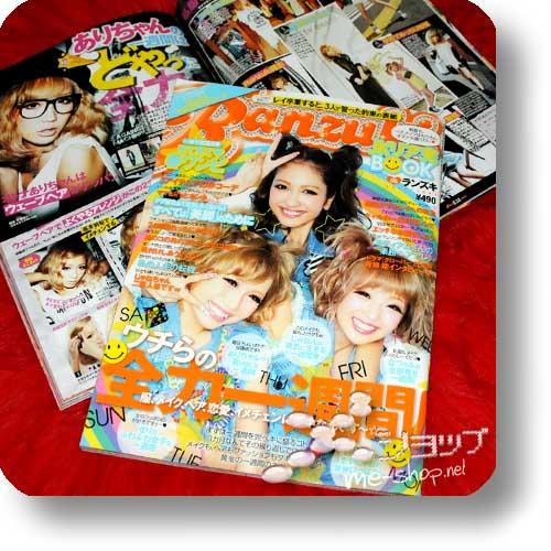 RANZUKI 06/2012 - Fashion- und Lifestyle-Magazin-0