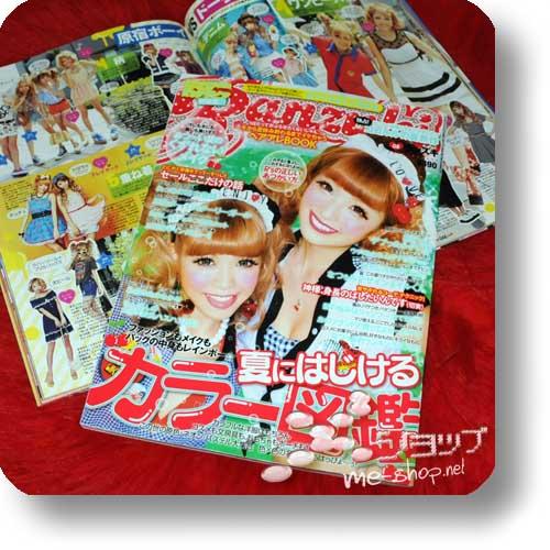 RANZUKI 08/2012 - Fashion- und Lifestyle-Magazin-0