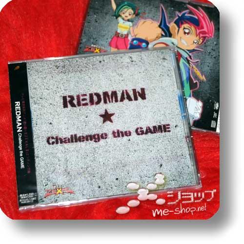 REDMAN - Challenge the GAME (girugämesh / Yu-Gi-Oh!)-0