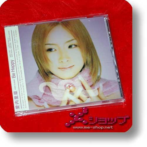RINA AIUCHI - Be Happy (Re!cycle)-0