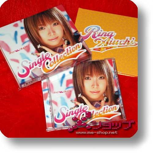 RINA AIUCHI - Single Collection LIM.CD+PHOTOBOOK! (Re!cycle)-0