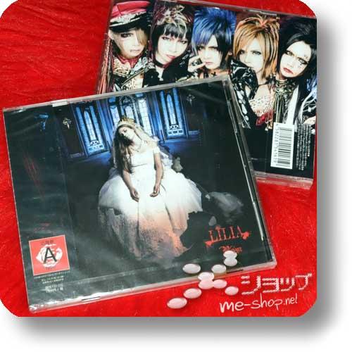 ROYZ - LILIA LIM.CD+DVD A-Type-0