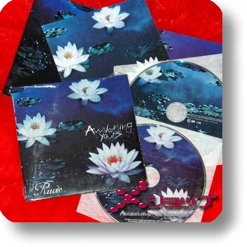 RUVIE - Awakening your's (lim.CD+DVD) (Re!cycle)-0