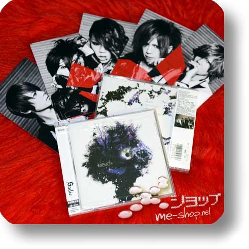 SADIE - -bleach- (LIM.CD+DVD A-Type) +Bonus-Fotokartenset!-0