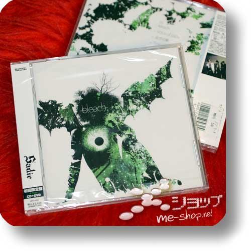 SADIE - -bleach- (LIM.CD+DVD A-Type)-0