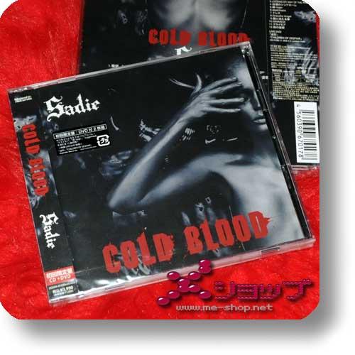 SADIE - COLD BLOOD (LIM.CD+DVD)-0
