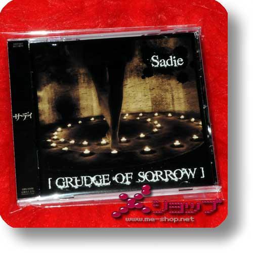 SADIE - [GRUDGE OF SORROW] (lim. MCD) (Re!cycle)-0
