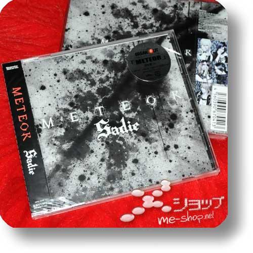 SADIE - METEOR (inkl. Bonustrack!)-0