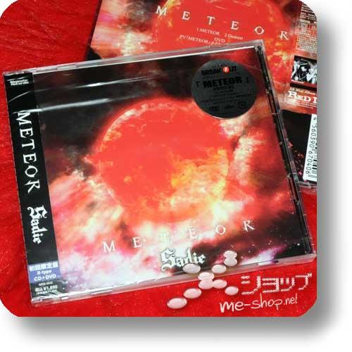 SADIE - METEOR (LIM.CD+DVD B-Type)-0