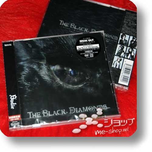 SADIE - THE BLACK DIAMONDS (LIM.CD+DVD)-0