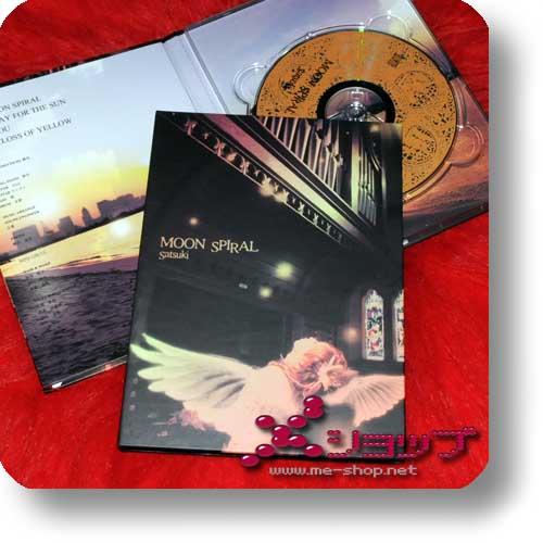 SATSUKI (Rentrer en soi) - Moon Spiral LIM.CD (Digibook)-0