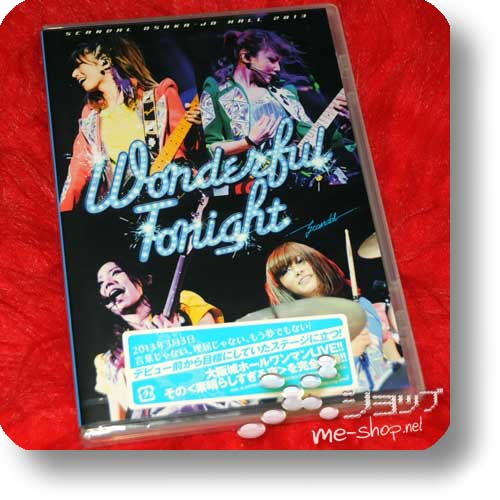 SCANDAL - Live in OSAKA-JO HALL 2013 Wonderful Tonight (Blu-ray)-0