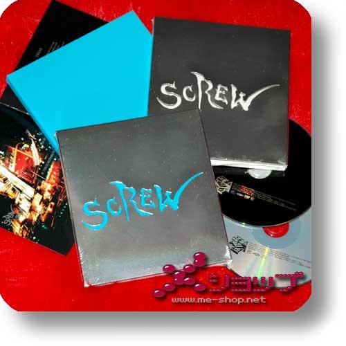 SCREW - VIRUS LIM.CD+DVD (Re!cycle)-0