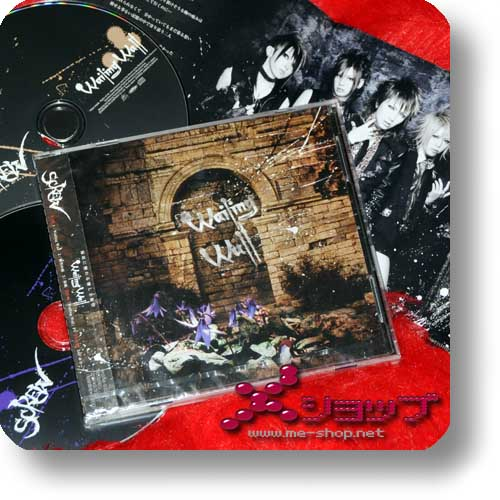 SCREW - Wailing Wall LIM.CD+DVD (Re!cycle)-0