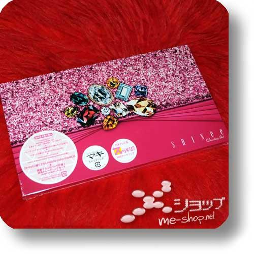 SHINee - Dazzling Girl LIM.CD+DVD A-Type-0