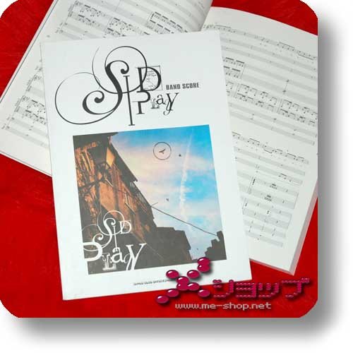SID - Play OFFICIAL BAND SCORE (Notenbuch)-0