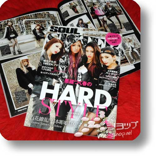 SOUL SISTER Vol.11 (Mai 2013) Fashion & Lifestyle-Magazin-0