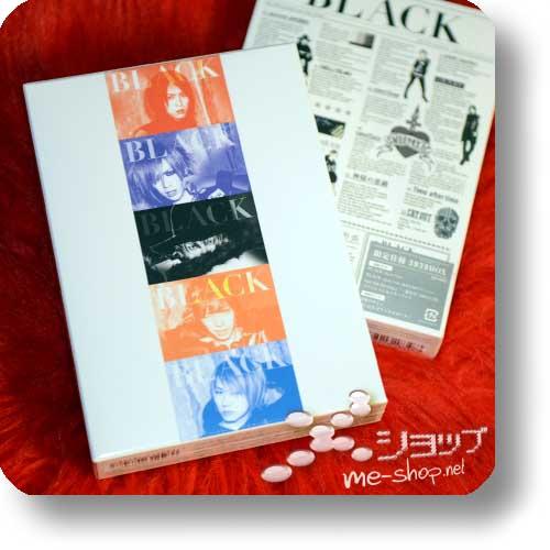 SuG - BLACK (lim. 3939 BOX SET / CD+DVD+BONUS!)-0