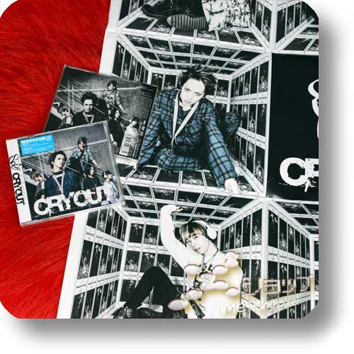 SuG - CRY OUT (lim.CD+DVD A-Type) +Bonus-Promoposter!-0