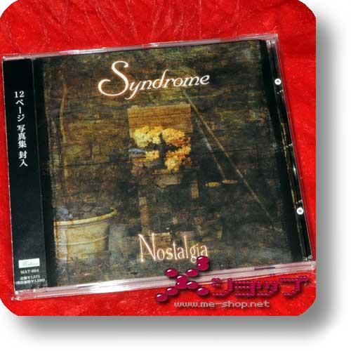 SYNDROME - Nostalgia (lim.5000 inkl.Photobooklet!) (Re!cycle)-0