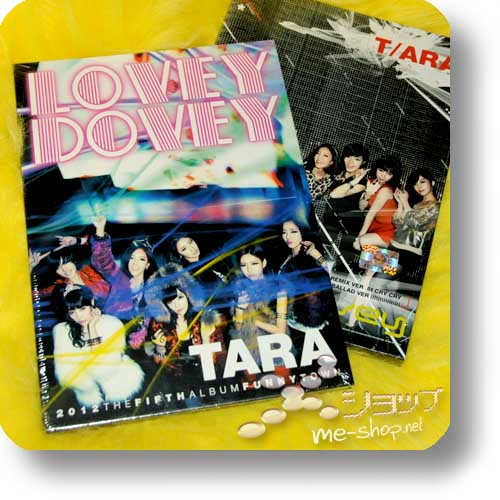 T-ARA - 5.Album FUNKY TOWN (LIM.REPACKAGE/ORIG.KOREAPRESSUNG)-0