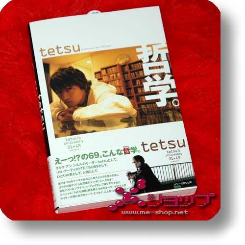 tetsu - tetsugaku (Buch) (Tetsu 69 / L'Arc~en~Ciel)-0