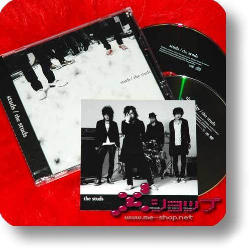THE STUDS - Studs (lim.CD+DVD) +Bonus-Sticker! (Kagerou)-0
