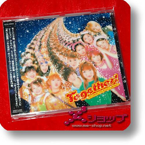 TOGETHER! (V.A.) - Minimoni, Tanpopo u.a. (Hello!Project) (Re!cycle)-0