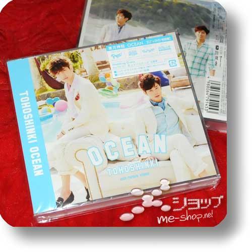 TOHOSHINKI - OCEAN (LIM.CD+DVD)-0