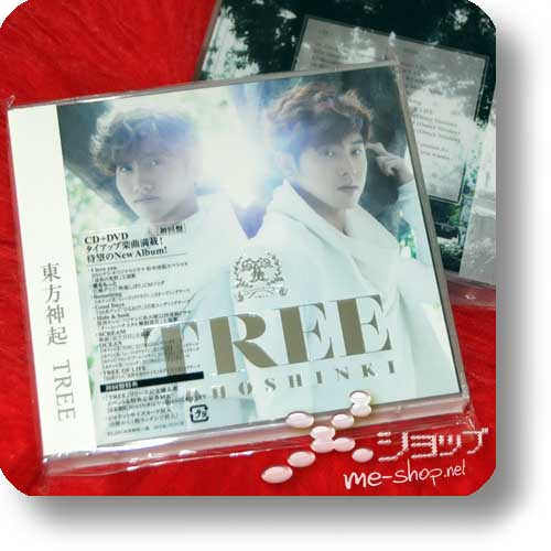 TOHOSHINKI - TREE lim.CD+DVD A-Type-0