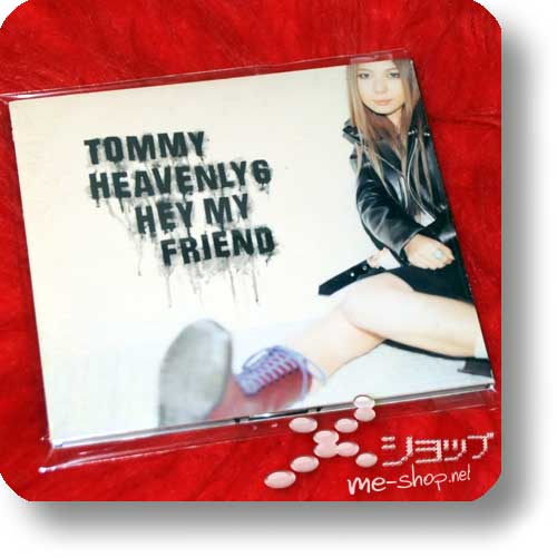 TOMMY HEAVENLY 6 - Hey my friend (1.Press) (Re!cycle)-0