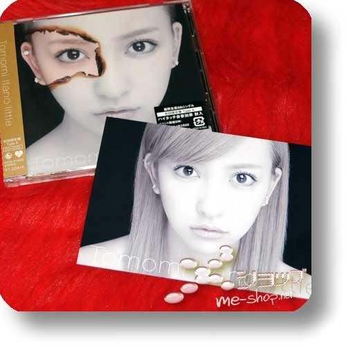 TOMOMI ITANO - little LIM.CD+DVD A-Type +Bonus-Promopostkarte! (AKB48)-0