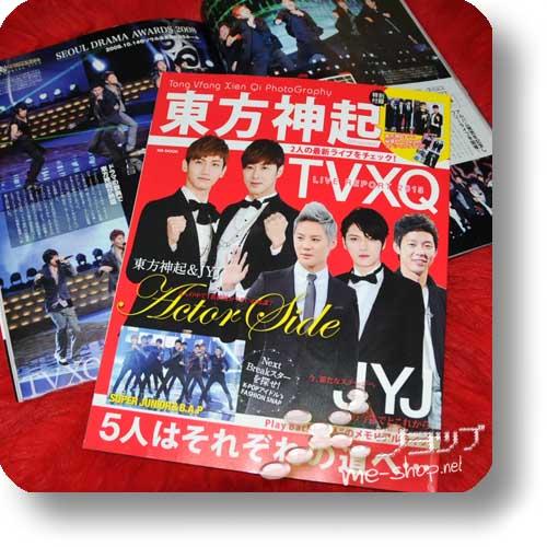 TVXQ - 6th SEASON PhotoGraphy Book 05/2013 (TOHOSHINKI / JYJ)-0