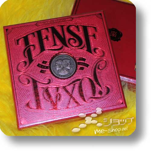 TVXQ (Dong Bang Shin Ki / Tohoshinki) Vol.7: TENSE (LIM.BOX / ORIGINAL KOREA!)-0
