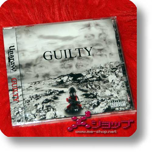 UnsraW - GUILTY (inkl.Tradingcard!) (Re!cycle)-0