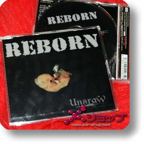 UnsraW - REBORN (LIM.MCD)-0