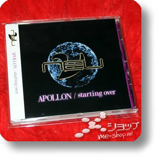 v [NEU] - APOLLON/starting over (inkl. Bonustracks!) (Re!cycle)-0