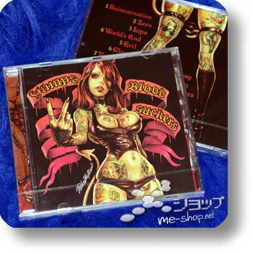 VAMPS - Bloodsuckers (EU-Pressung)-0