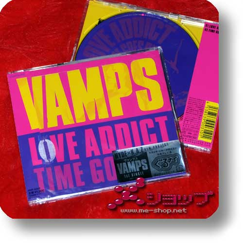 VAMPS - LOVE ADDICT-0
