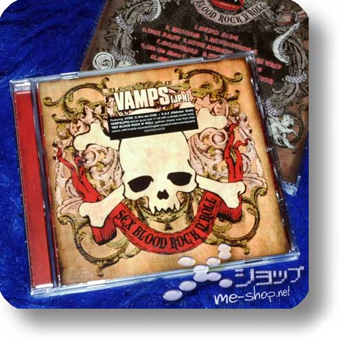 VAMPS - SEX BLOOD ROCK N' ROLL (EU-Pressung)-0