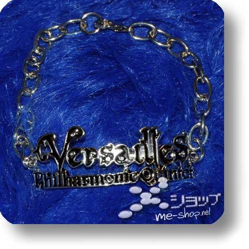 "VERSAILLES - Schmuck-Armband ""Logo"" Metall-0"