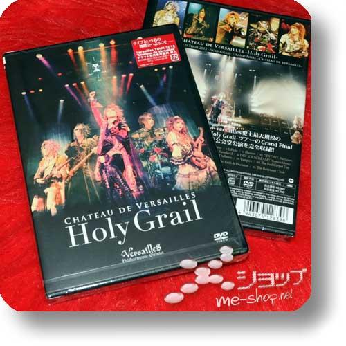 VERSAILLES - CHATEAU DE VERSAILLES Holy Grail (Live-DVD)-0