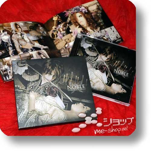 VERSAILLES - NOBLE (lim.CD+DVD+Photobooklet) (Re!cycle)-0