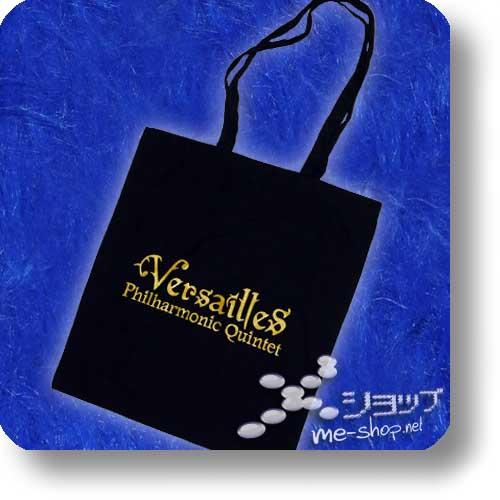 "VERSAILLES - Stofftasche ""Logo"" (tote bag)-0"