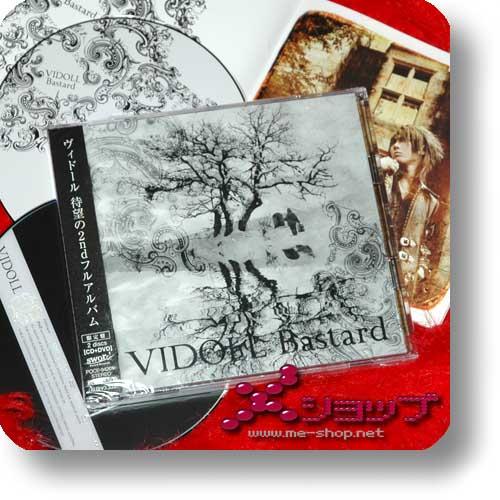 VIDOLL - Bastard (lim.CD+DVD) (Re!cycle)-0